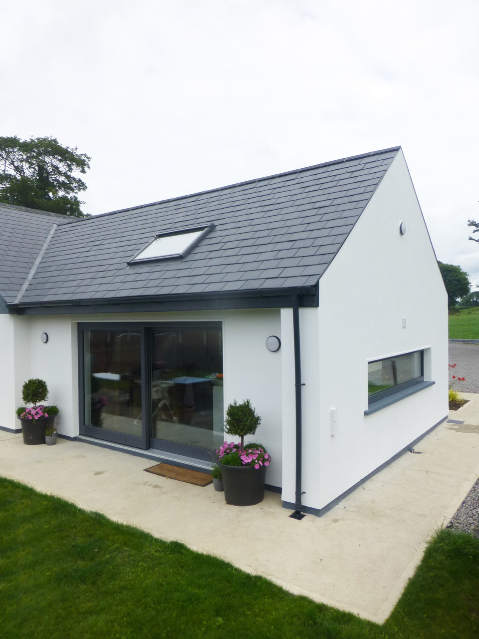 Bungalow House Extension + Renovation - West Waterford. Eoin O'Keeffe Architects