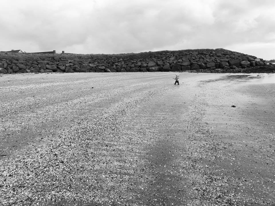 Beach Floor: Abbeyside, Dungarvan, West Waterford. Eoin O'Keeffe Architects.