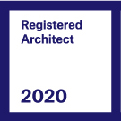 RIAI Registered Architect 2020 Eoin O'Keeffe Architects