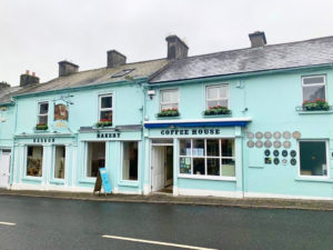Barrons Coffee House, Barrons Bakery, Cappoquin, West Waterford, Eoin O'Keeffe Architects