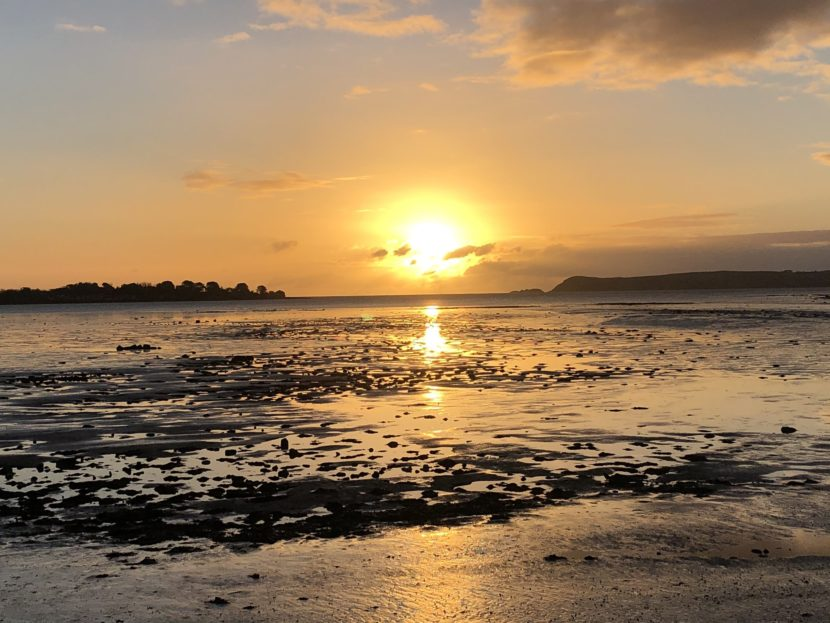 Sun Rising Over Dungarvan Bay, Abbeyside | Eoin O'Keeffe Architects