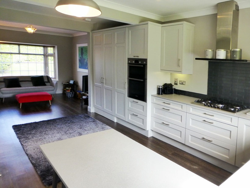 Kitchen Renovation | New Kitchen | House Alterations + Renovation | Eoin O'Keeffe Architects