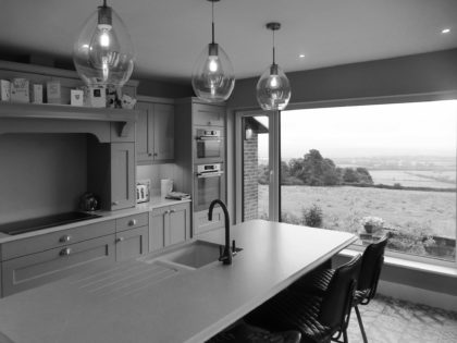 Kitchen Alteration + Renovation, Fermoy, Eoin O'Keeffe Architects