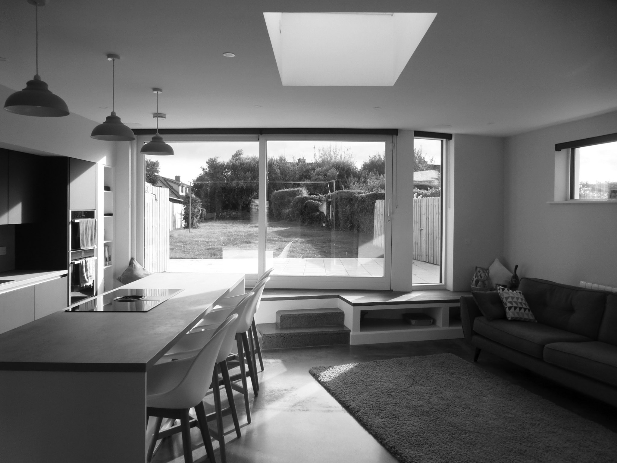 House Extensions + Alterations, Abbeyside, Eoin O'Keeffe Architects
